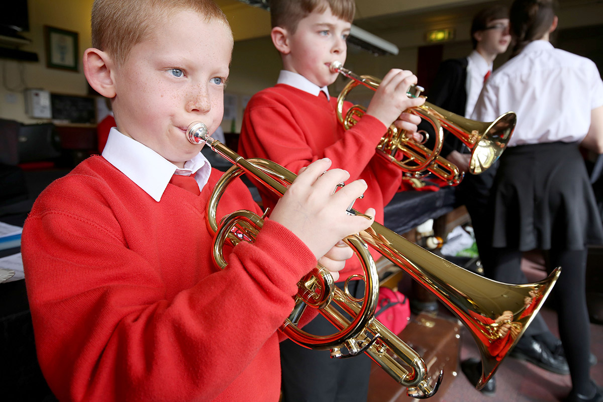 dobcross youth band