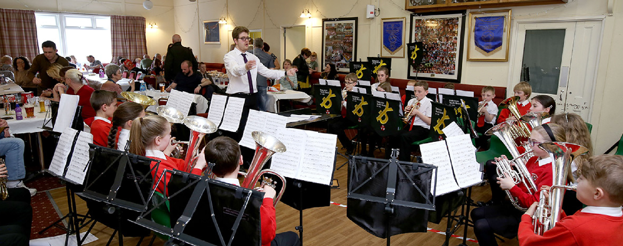 dobcross youth band news